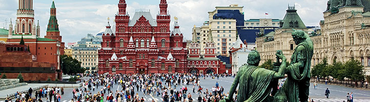 Old Russia – Red Square