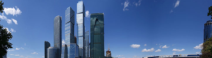 New Russia – Moscow City
